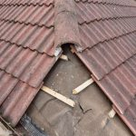 leaking roof repair