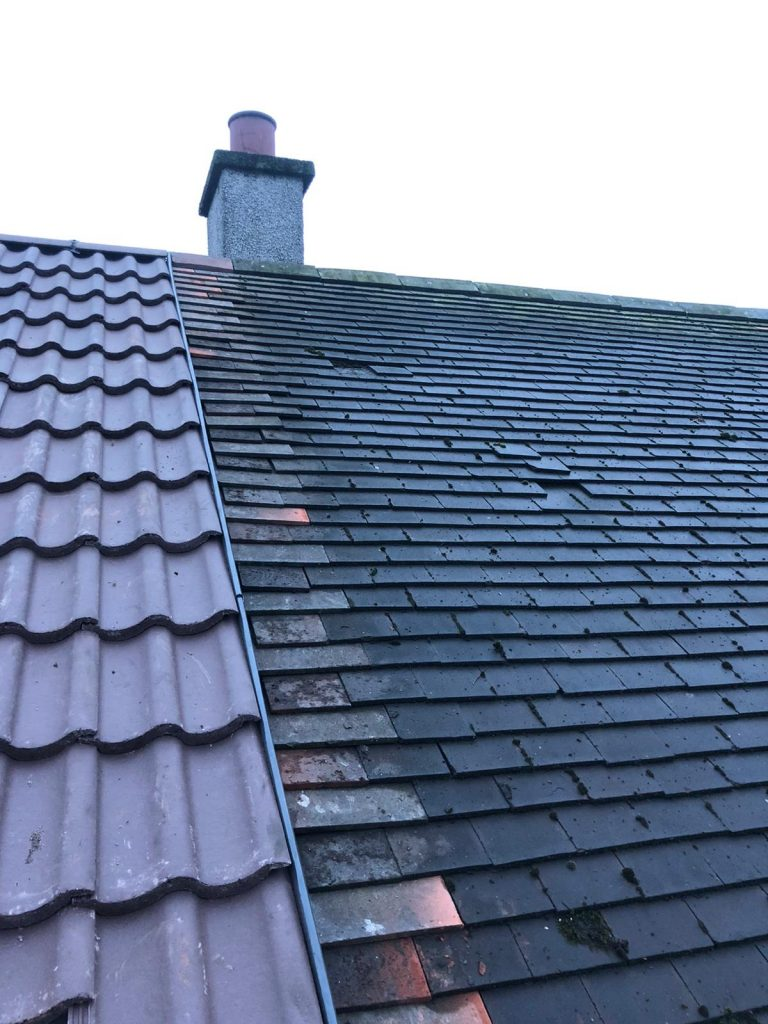 roofing repairs in kirkcaldy, fife
